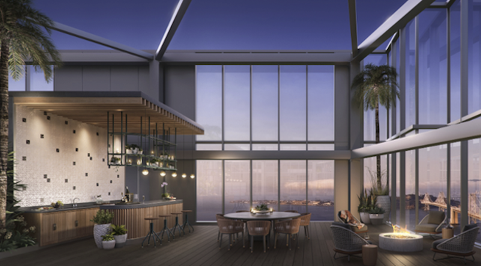 San Francisco Penthouse May Break Records With $41 Million Asking Price