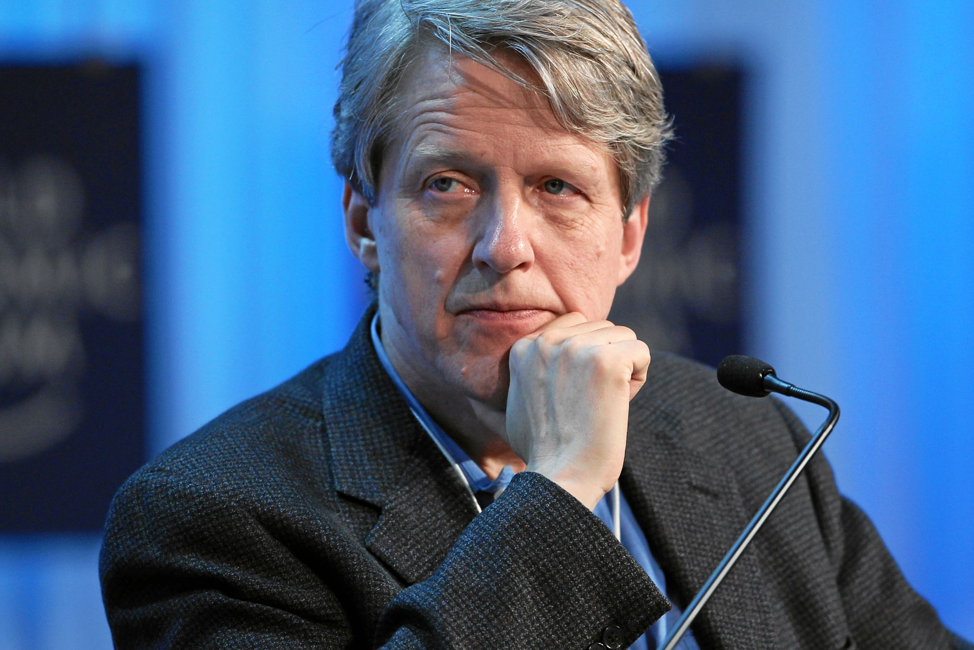 Nobel Prize winner Robert Shiller: Housing market 'not as exciting'