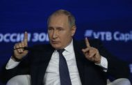 Russia's Putin says shale oil technologies are 'barbaric'