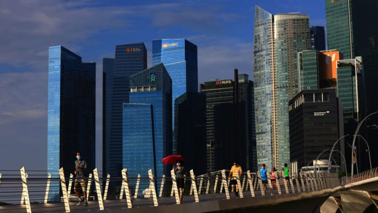 Morgan Stanley is bullish on Singapore stocks and expects 14% returns
